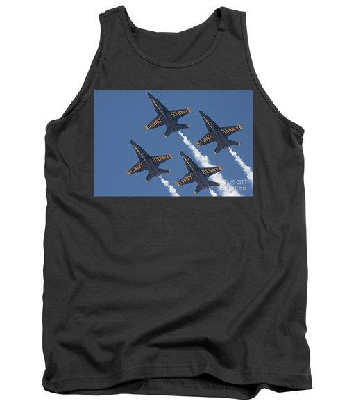 Blue Angels Blue Skies Tank Top