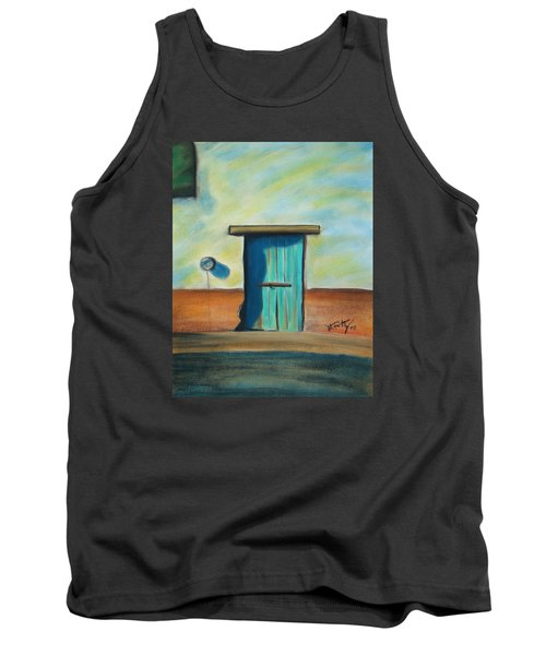 Blue Door Tank Top