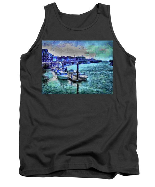 Blue Harbour Tank Top