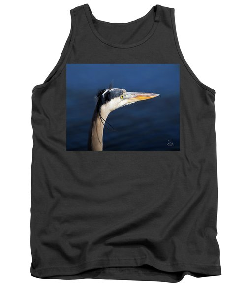 Blue Reflection Tank Top