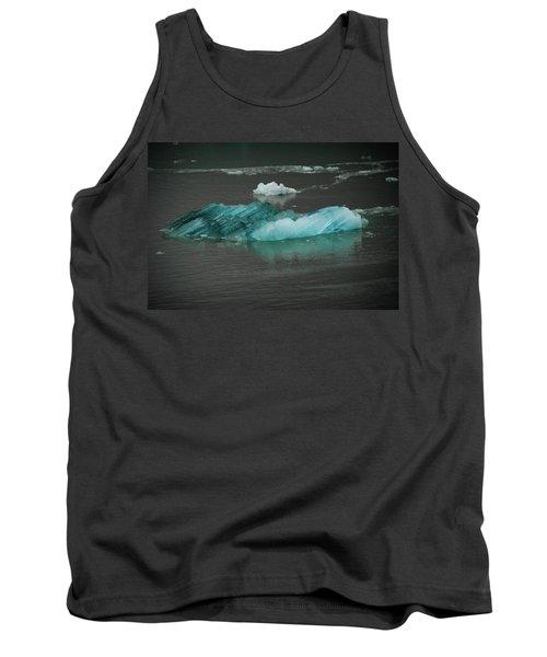 Blue Iceberg Tank Top