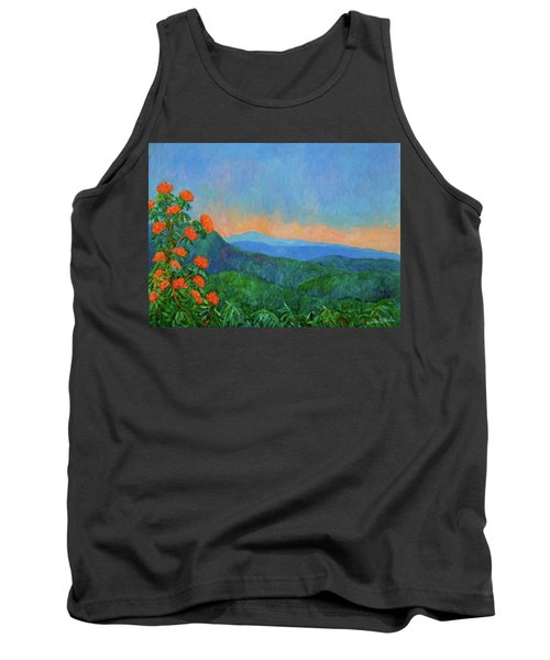 Blue Ridge Morning Tank Top
