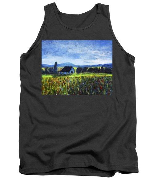 Blue Ridge Valley Tank Top
