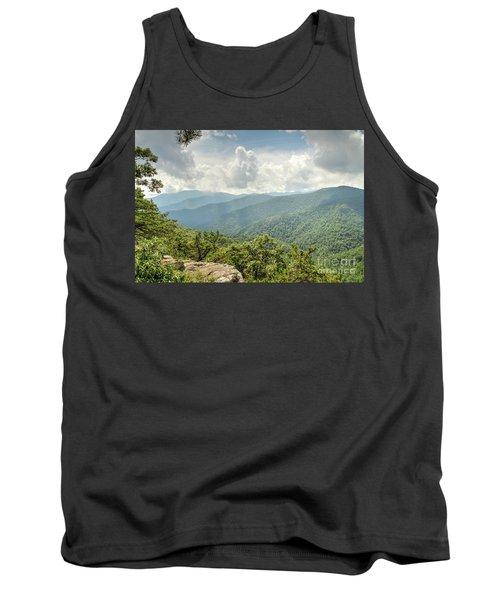 Blue Ridge View Tank Top