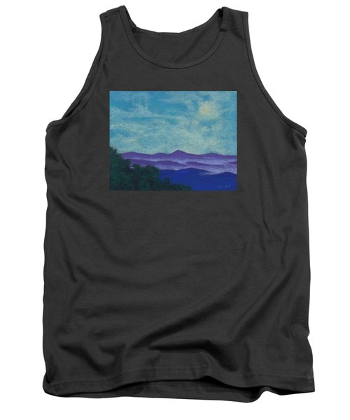 Blue Ridges Mist 1 Tank Top