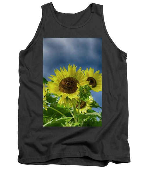 Blue Sky Day Tank Top