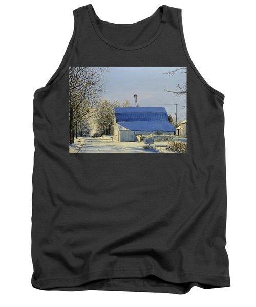 Blue Sunday Tank Top