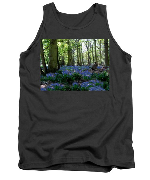 Bluebell Woods Tank Top