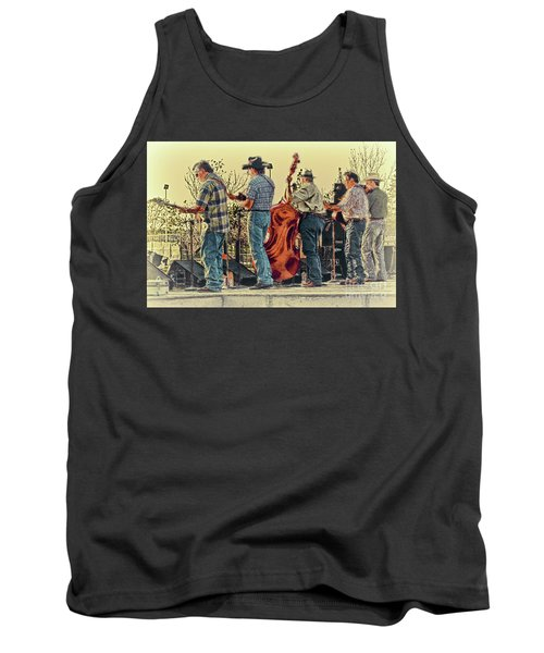 Bluegrass Evening Tank Top