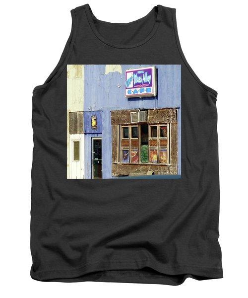 Blues Alley, Clarksdale Tank Top