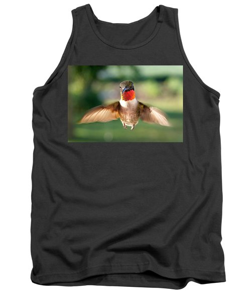 Boastful  Tank Top by Bill Pevlor