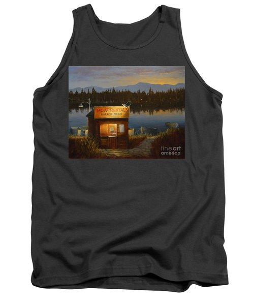 Boat Rentals Tank Top