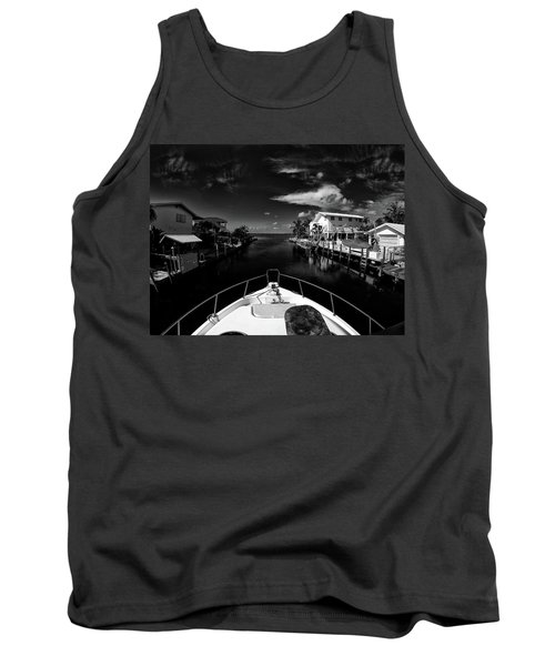 Boat Ride Tank Top