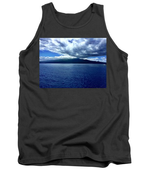 Boat View 2 Tank Top by Michael Albright