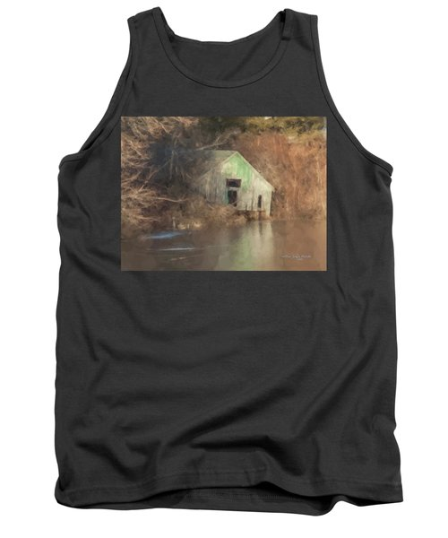 Boathouse On Solstice Tank Top