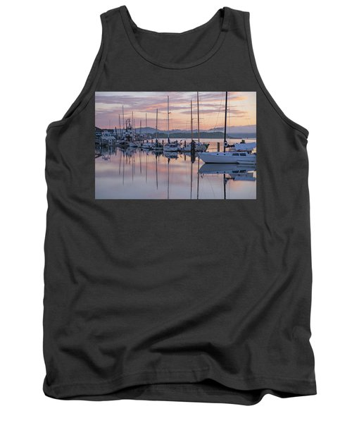 Boats In Pastel Tank Top