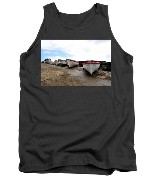 Boats,fishing-24 Tank Top