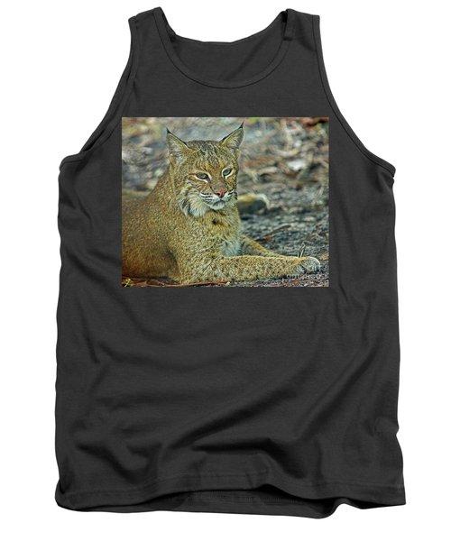 Bobcat Tank Top