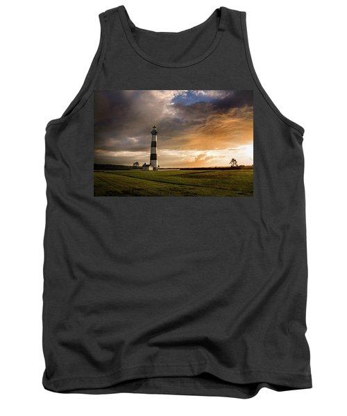 Bodie Lighthous Landscape Tank Top