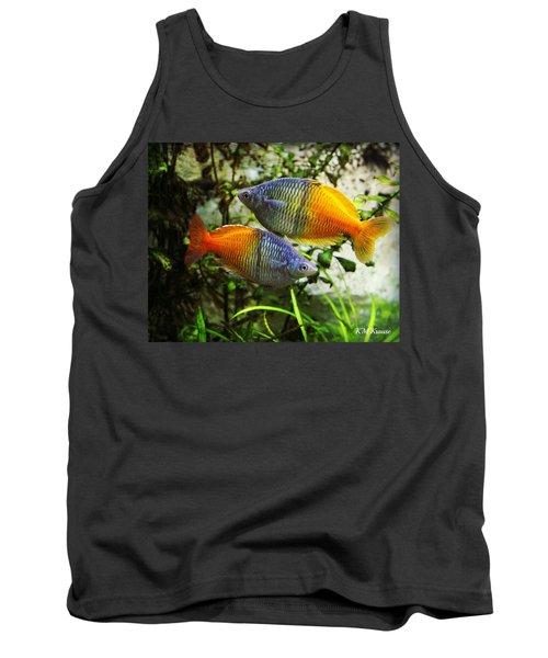 Boeseman's Rainbowfish Tank Top