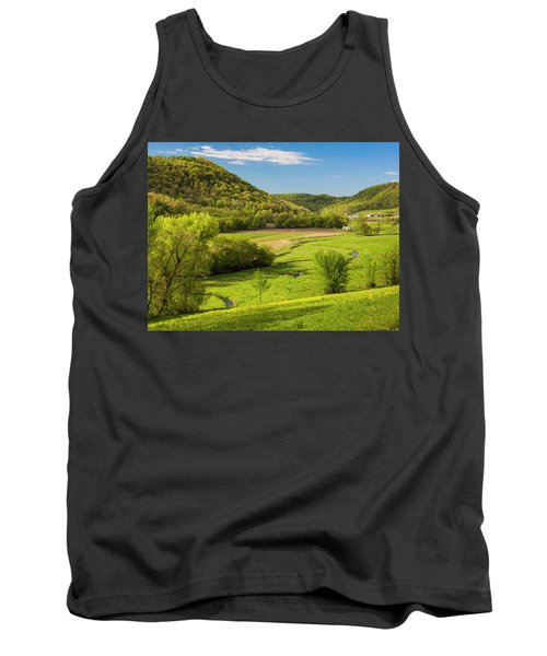 Bohemian Valley Tank Top