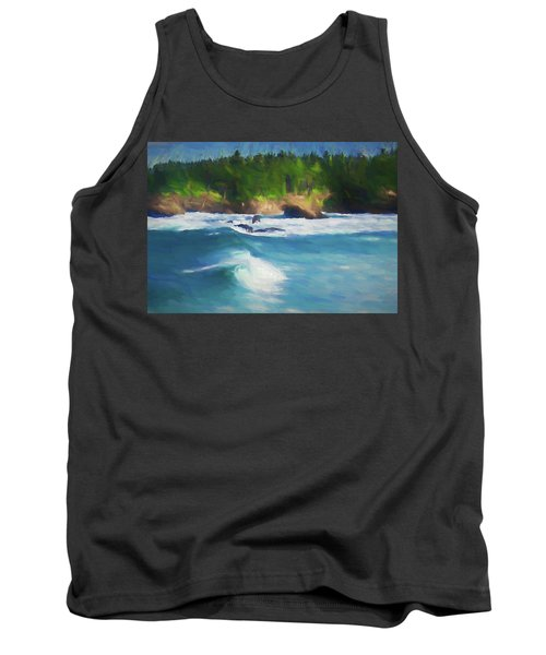 Boiler Bay Blues Tank Top