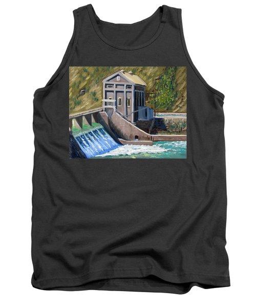 Boise Diversion Dam Tank Top