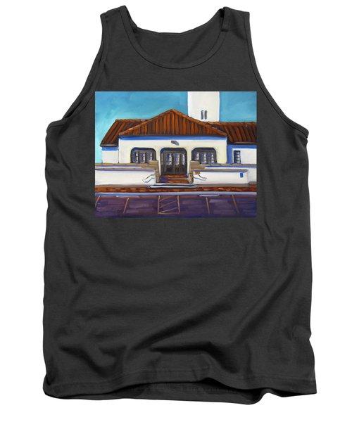 Boise Train Depot Tank Top