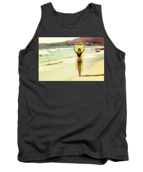 Bond Girl Laguna Beach Tank Top
