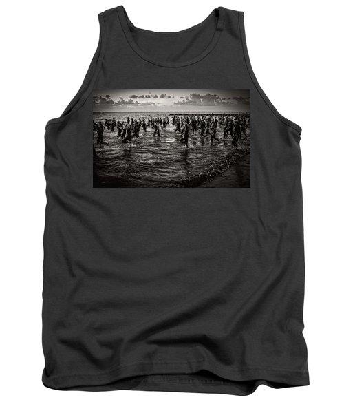 Bone Island Triathletes Tank Top