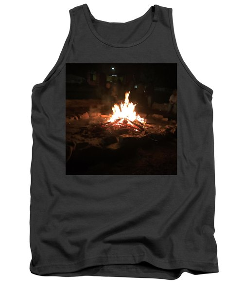 Bonfire Tank Top