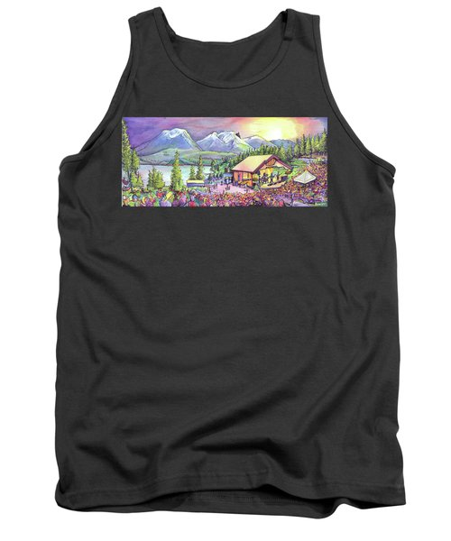 Bonfire Dub Tank Top
