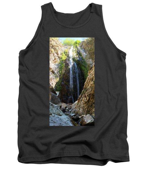Bonita Falls In Full High Tank Top