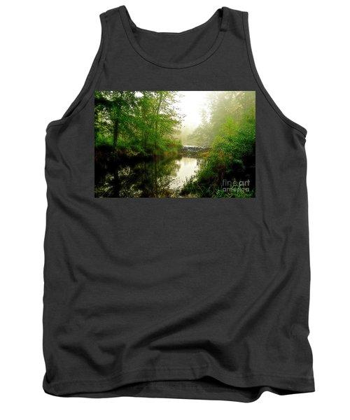 Bonneyville Mill Waterfall Tank Top