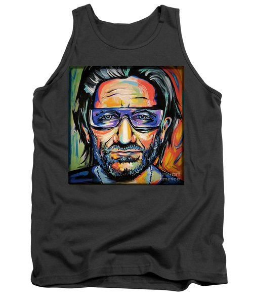 Bono Tank Top by Amy Belonio