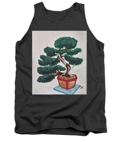 Bonsai #3 Tank Top