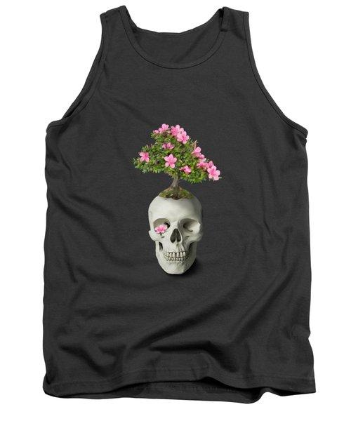 Bonsai Skull Tank Top