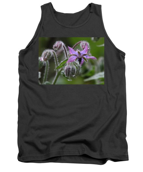 Borage Umbrella Tank Top