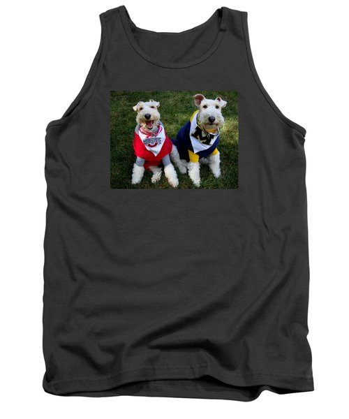 Border Battle					 Tank Top