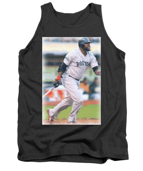 Boston Red Sox David Ortiz Tank Top