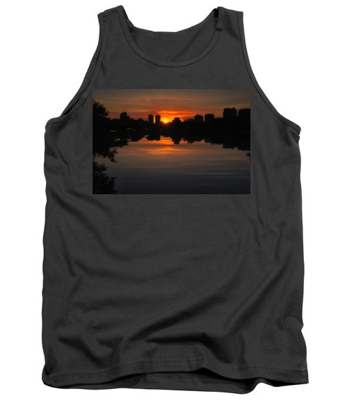 Boston Sunrise Tank Top