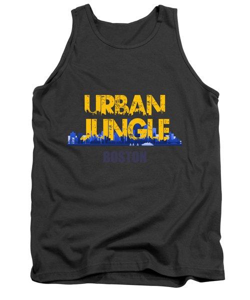 Boston Urban Jungle Shirt Tank Top