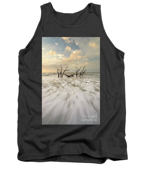 Botany Bay In South Carolina Tank Top