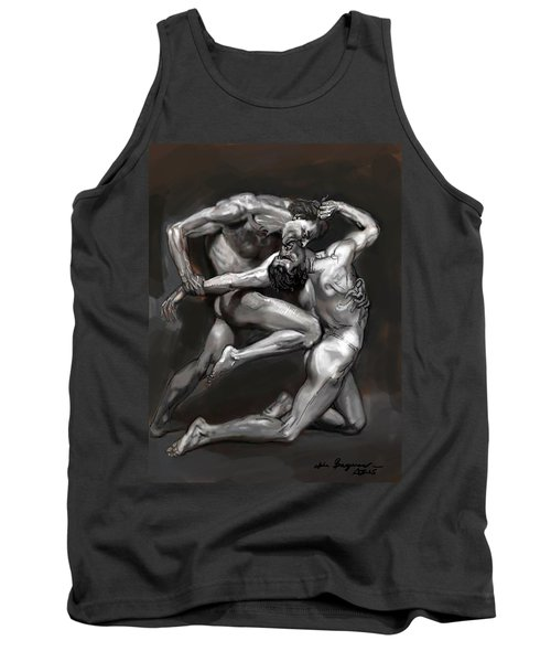 Bouguereau Study 2 Tank Top