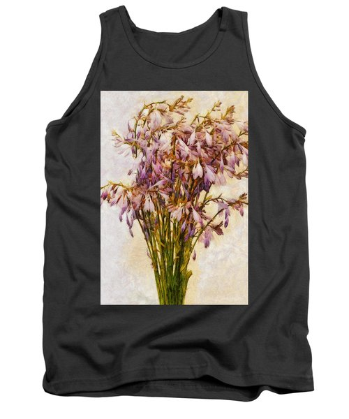 Bouquet Of Hostas Tank Top