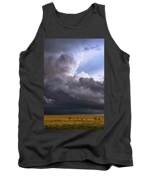Bovine Tower Tank Top