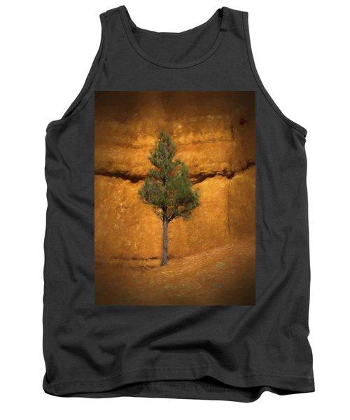 Box Canyon Pine Tank Top