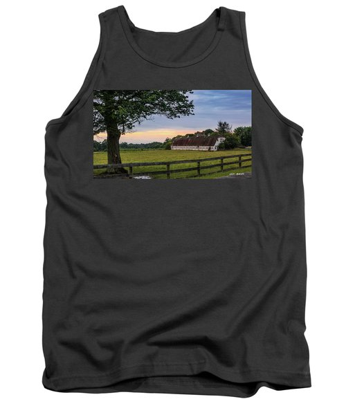 Boxwood Farm Tank Top
