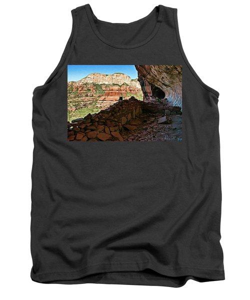Boynton Canyon 05-1019 Tank Top by Scott McAllister