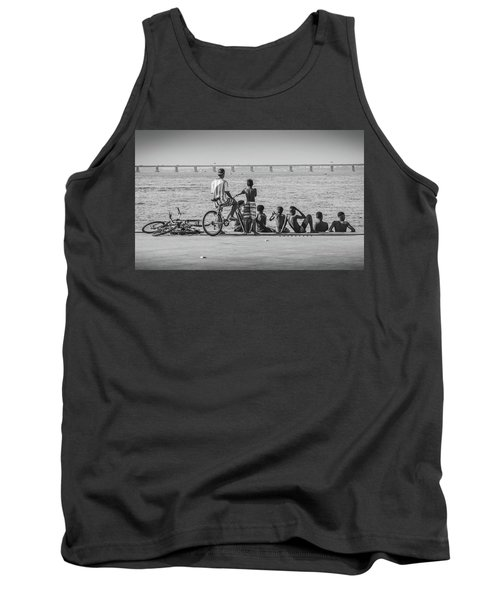 Boys From Brazil Tank Top